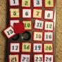 Idea Calendario Avvento Fai da te con stampo mini muffin Idea Calendario Avvento Fai da te con stampo mini muffin 90x90 - Calendario Avvento Fai da te per bambini e adulti