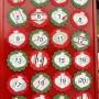 Idea Calendario Avvento fai da te con stampo muffin per bambini e adulti Idea Calendario Avvento fai da te con stampo muffin per bambini e adulti 90x90 - Calendario Avvento Fai da te per bambini e adulti