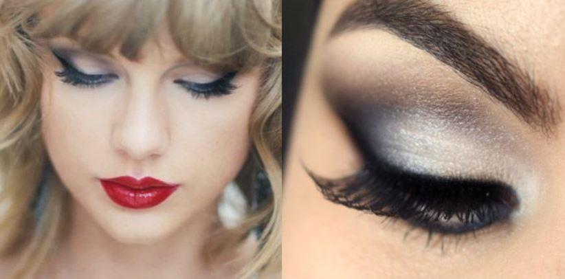 Estremamente Make up da sera alla Taylor Swift - The house of blog YZ46