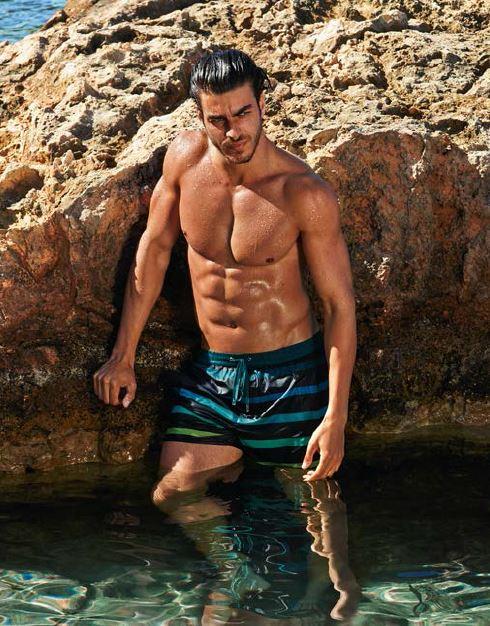 Boxer catalogo costumi da bagno uomo Calzedonia estate 2015 - The ...