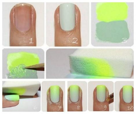 Facile Tutorial Nail Art Estate 2015 Facile Tutorial Nail Art Estate 2015  470x394 - Nail Art Estate 2015: 10 Foto Decorazioni Unghie