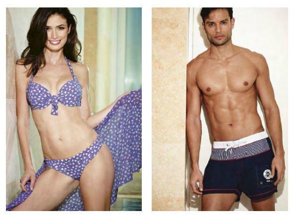 Lovable costumi da bagno catalogo 2015 uomo e donna the - Costumi da bagno uomo extra large ...
