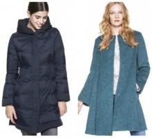 Cappotti e Piumini Benetton donna inverno 2016 Foto e Prezzi