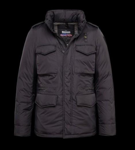Field Jacket Piumino Blauer uomo 2016 prezzo 298 euro Field Jacket Piumino Blauer uomo 2016 prezzo 298 euro 470x523 - Piumini Blauer uomo inverno 2016: Foto e Prezzi