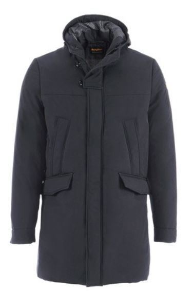 Giaccone uomo Refrigiwear inverno 2016 mod Utah prezzo 429 euro
