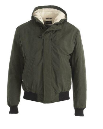 Giubbotto uomo Refrigiwear mod Rocker prezzo 349 euro