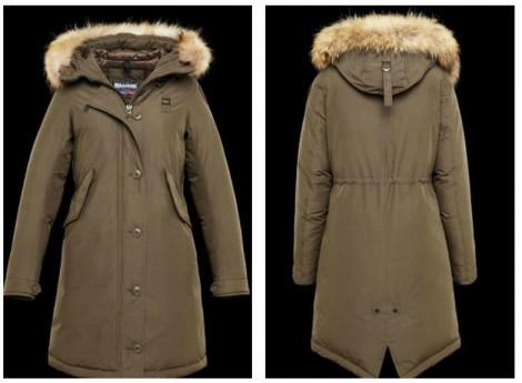 Parka Blauer inverno 2016 prezzo 548 euro Parka Blauer inverno 2016 prezzo 548 euro 470x345 - Piumini Blauer donna collezione inverno 2016: Foto e Prezzi