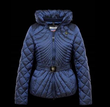 Piumino BLAUER in tafta inverno 2015 2016 prezzo 423 euro Piumino BLAUER in tafta inverno 2015 2016 prezzo 423 euro 470x456 - Piumini Blauer donna collezione inverno 2016: Foto e Prezzi