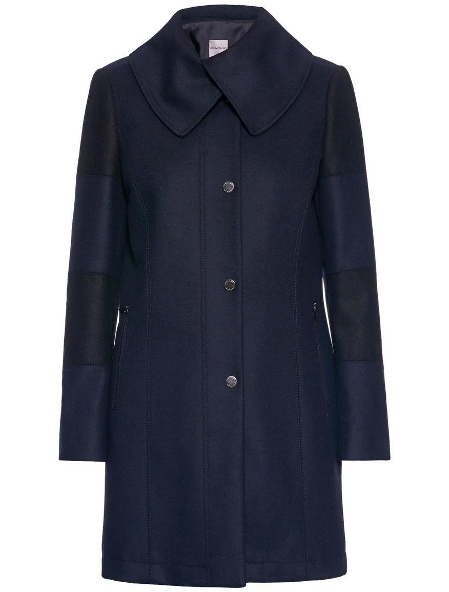 Cappotto Pennyblack in panno misto lana inverno 2015 2016 prezzo 199 euro
