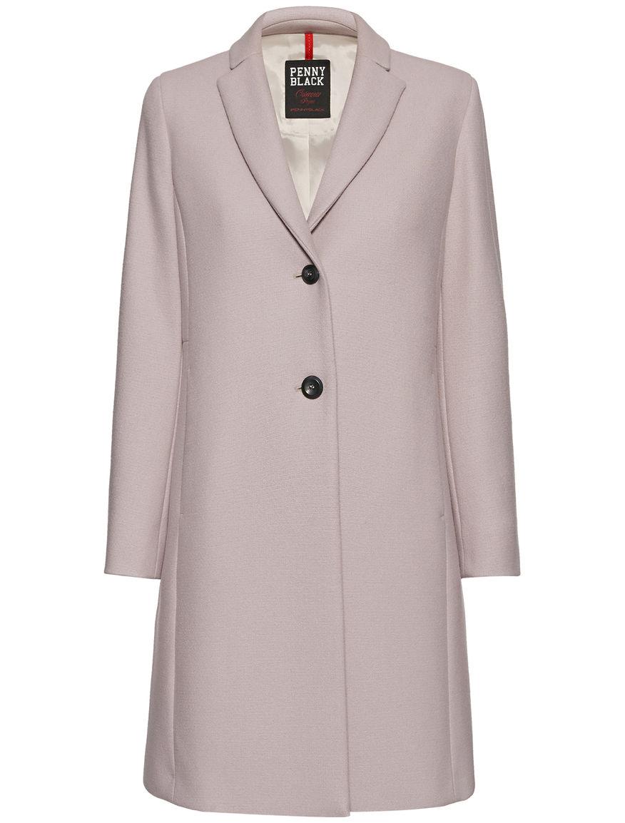 Cappotto in lana Pennyblack inverno 2015 2016 prezzo 239 euro