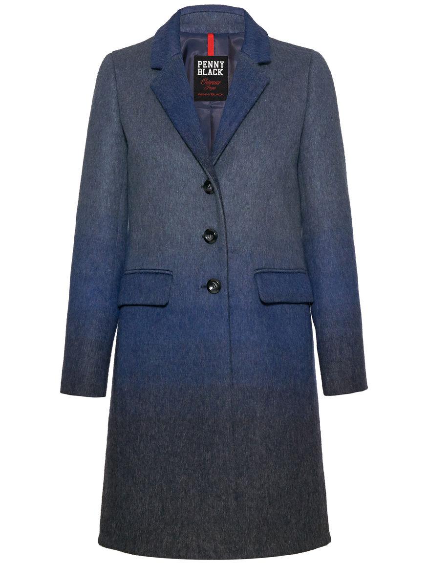 Cappotto sfumato Pennyblack inverno 2016 prezzo 329 euro