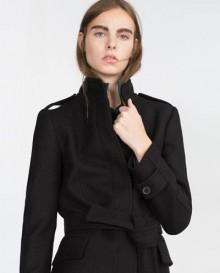 Collezione Cappotti Zara inverno 2016 Catalogo prezzi