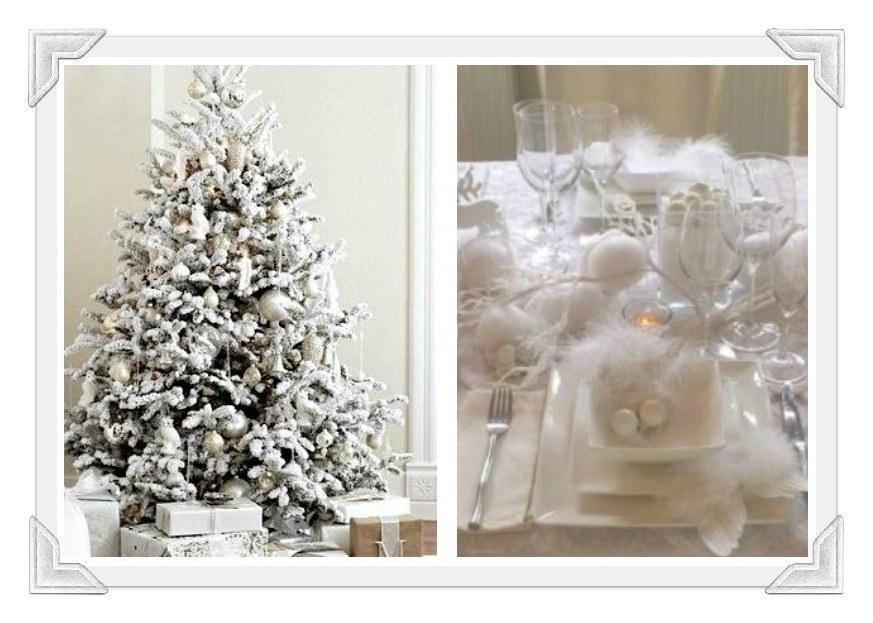 Colori Albero di Natale 2015 e Decorazioni Tavola natalizia