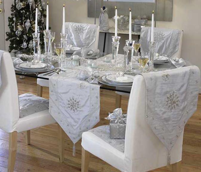 Decorazioni per la tavola di natale the house of blog - Decorazioni tavola natale ...