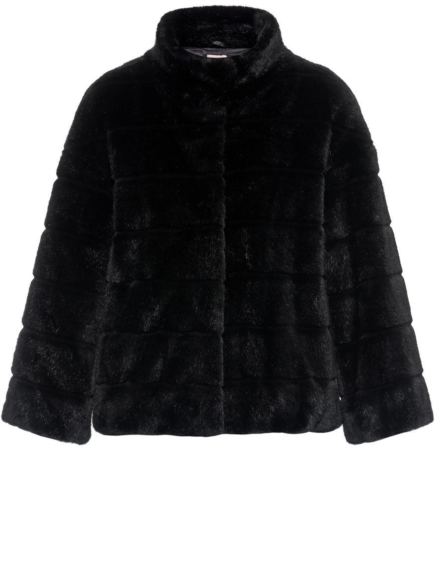 Eco pellicciotto Pennyblack inverno 2015 2016 prezzo 249 euro