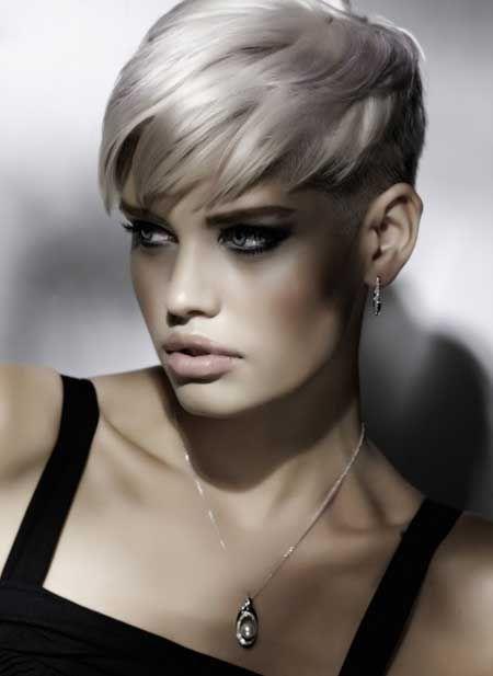 Sexy taglio capelli corti donna 2016