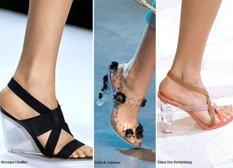 Sandali con tacchi trasparenti moda scarpe estate 2016 Sandali con tacchi trasparenti moda scarpe estate 2016 470x340 - Moda Scarpe e Sandali Estate 2016