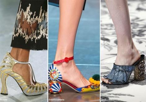 Sandali e Scarpe con tacchi scultura moda estate 2016 Sandali e Scarpe con tacchi scultura moda estate 2016 470x330 - Moda Scarpe e Sandali Estate 2016