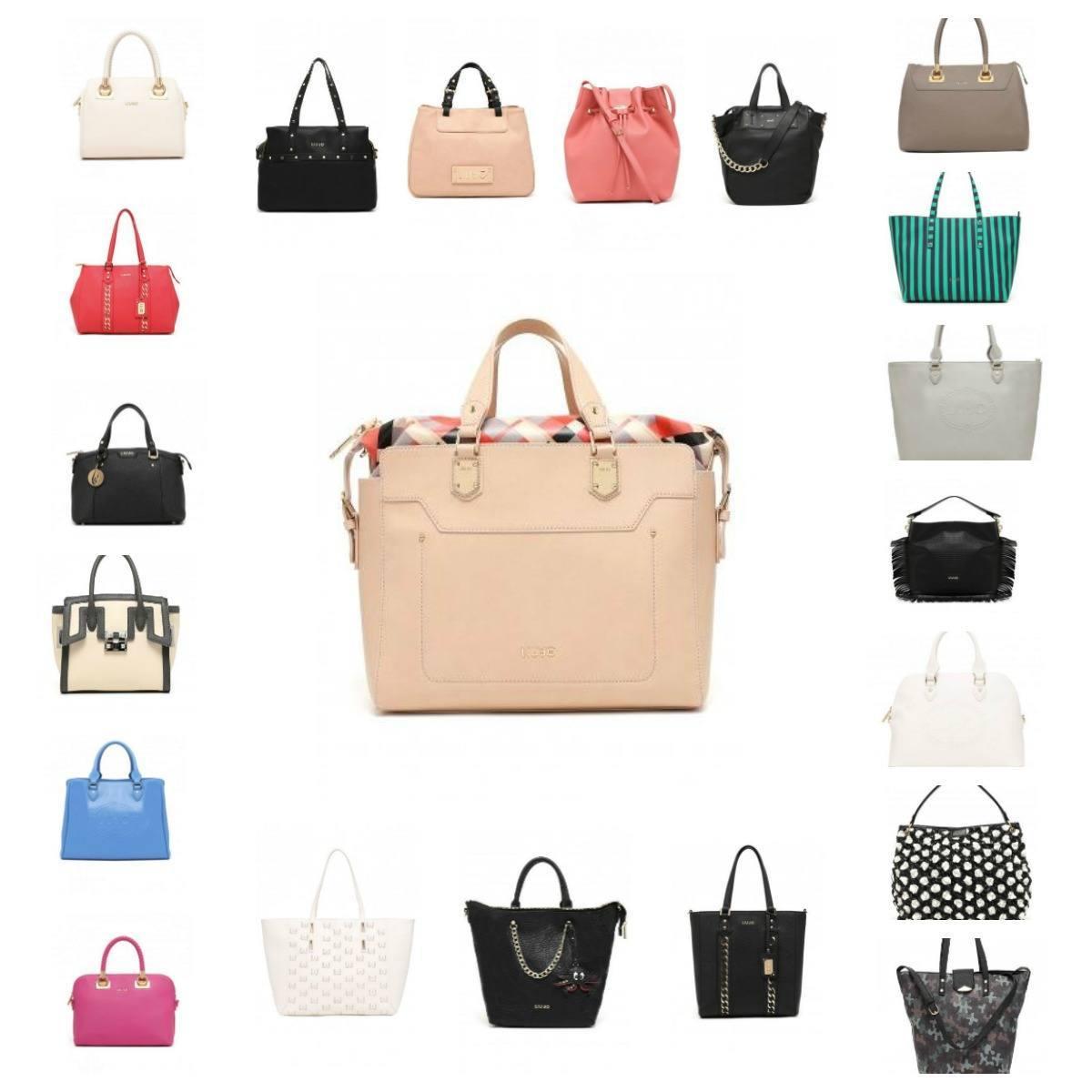 Primaveraestate Borsa Shopping Nuova 2016 Collezione Jo