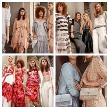 Catalogo Collezione abbigliamento Patrizia Pepe primavera estate 2016