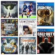 Giochi PS4 in uscita 2016 e i 10 migliori
