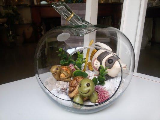Acquario con pesci e tartarughe thun the house of blog for Acquario tartarughe prezzo