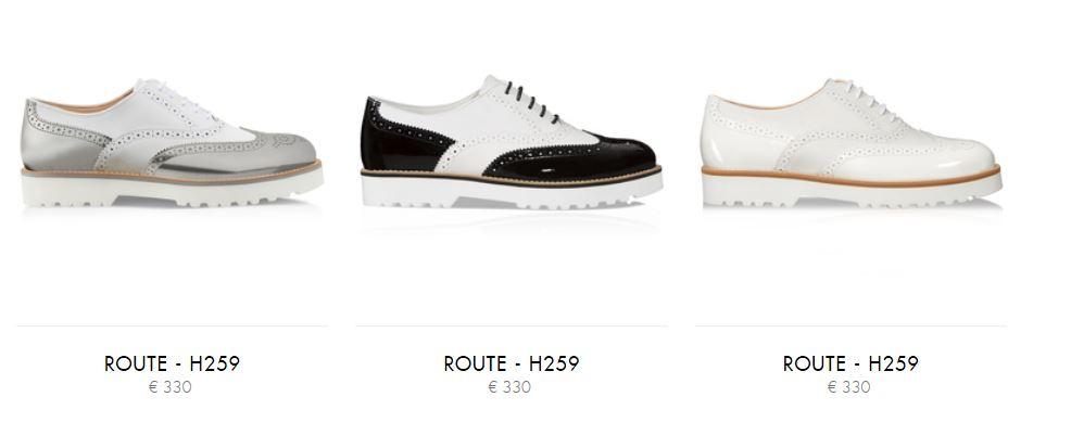Collezione scarpe francesine Hogan donna primavera estate 2016
