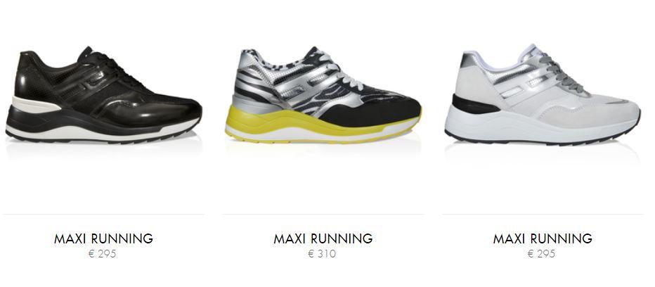 Maxi Running Hogan primavera estate 2016 donna