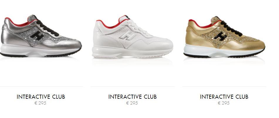 Nuove scarpe Hogan Interactive collezione 2016 prezzo 295 euro