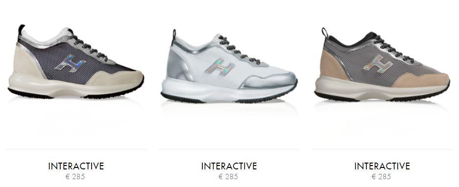 scarpe hogan interactive estive