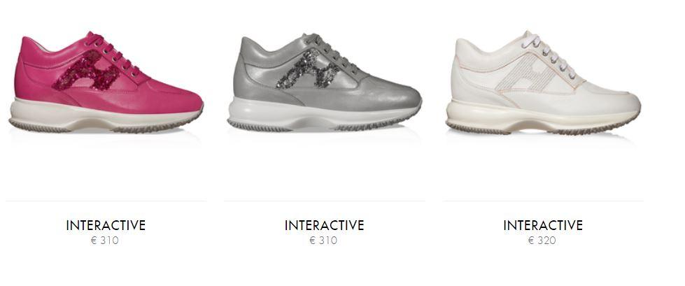 Sneakers Interactive donna estate 2016
