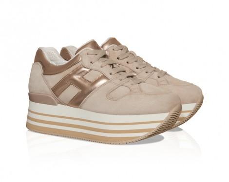 Sneakers con platform Maxi H222 Hogan estate 2016 prezzo 370 euro Sneakers con platform Maxi H222 Hogan estate 2016 prezzo 370 euro 470x374 - Scarpe Hogan primavera estate 2016 donna