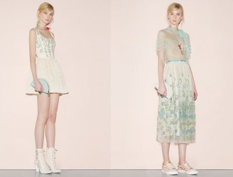 Vestiti Red Valentino primavera estate 2016 Vestiti Red Valentino primavera estate 2016 470x357 - Red Valentino collezione Abiti primavera estate 2016