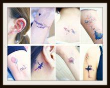 Immagini e significato piccoli tatuaggi femminili Immagini e significato piccoli tatuaggi femminili 220x175 - 22 Simboli per piccoli Tatuaggi femminili: 76 Immagini