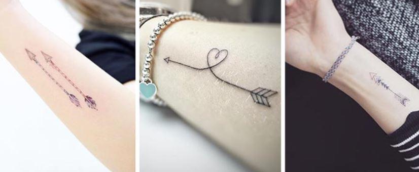 Piccoli tatuaggi di frecce the house of blog for Disegni piccoli per tatuaggi