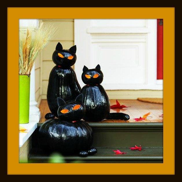 Decorazioni halloween fai da te addobbi spaventosi per la casa the house of blog - Decorazioni fai da te per la casa ...