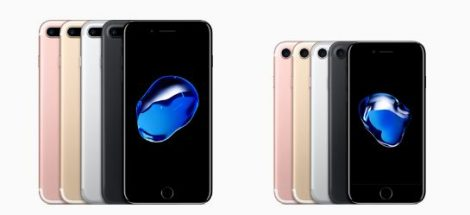 Listino prezzi nuovo iPhone 7