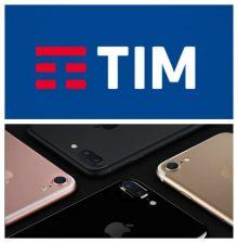 TIM tariffe e abbonamenti iPhone 7 e 7 Plus