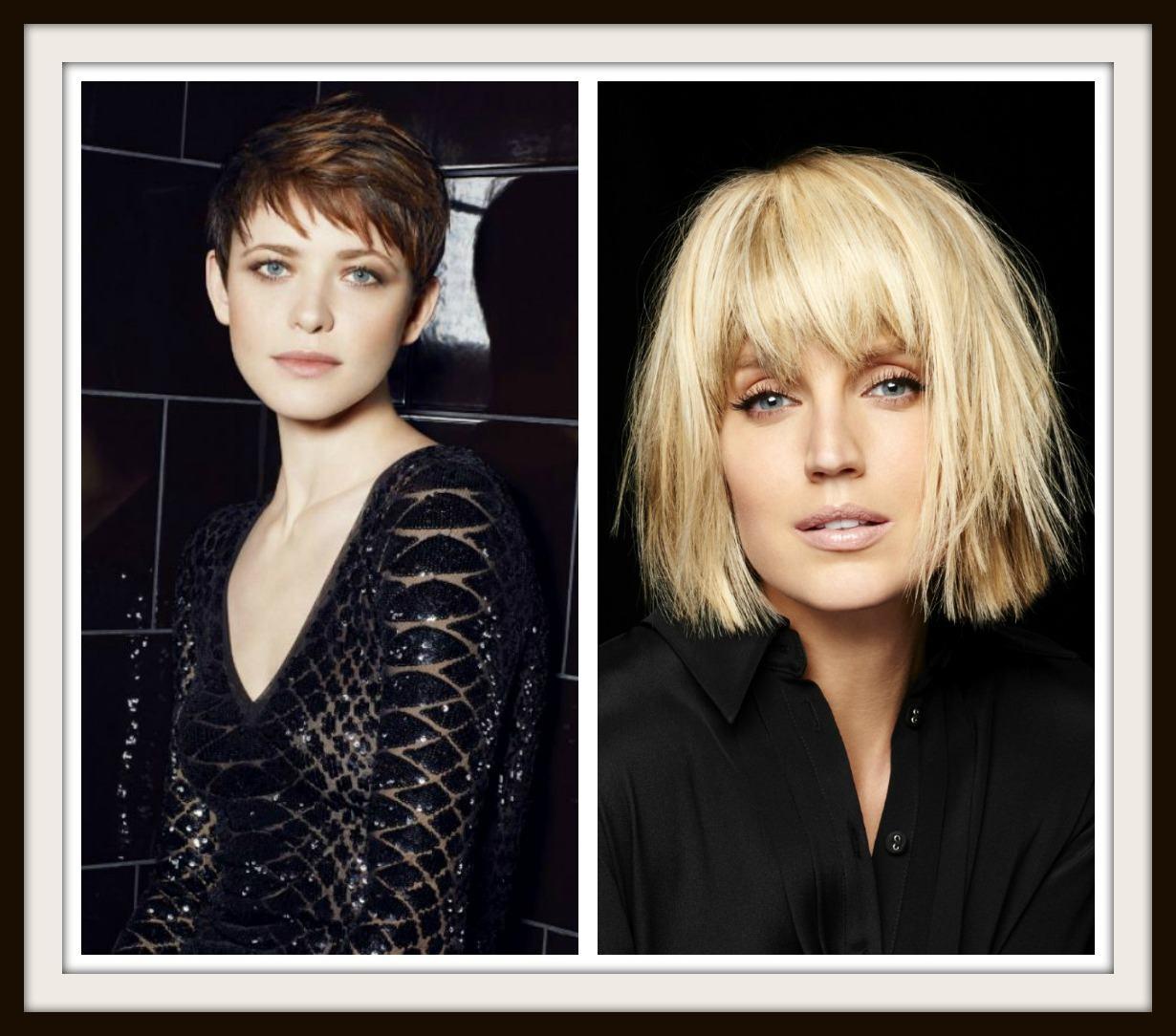 Tagli di capelli donne famose