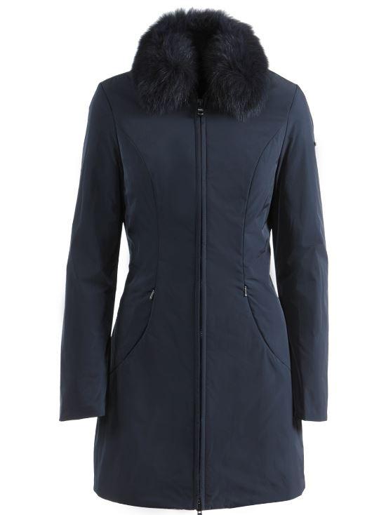 Cappotto imbottito Refrigiwear inverno 2017 prezzo 339 euro mod Refin