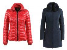 Collezione Piumini Refrigiwear Inverno 2017 Catalogo Prezzi Donna