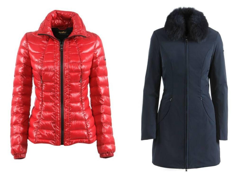 wholesale dealer 9eb4c c2745 Piumini Refrigiwear inverno 2017 Donna: Prezzi e Modelli ...