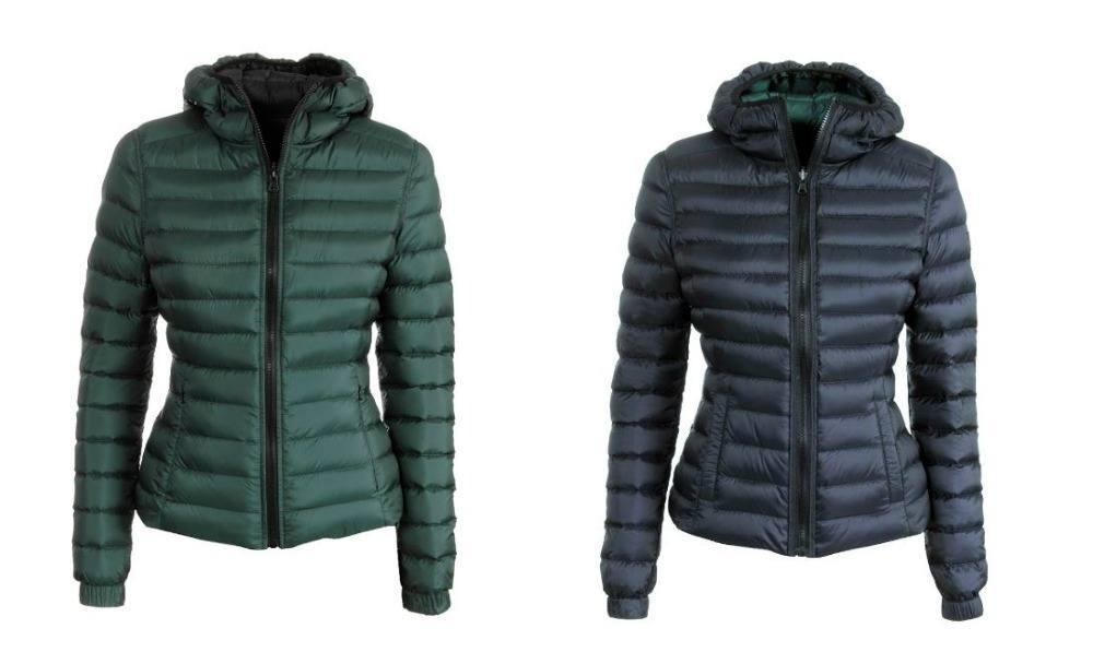 Piumino Reversibile Refrigiwear inverno 2017 prezzo 295 euro mod Stars Jacket