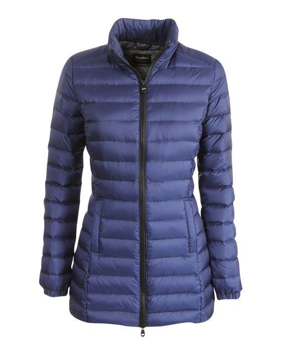 Piumino lungo Refrigiwear donna inverno 2017 prezzo 295 euro mod Careen