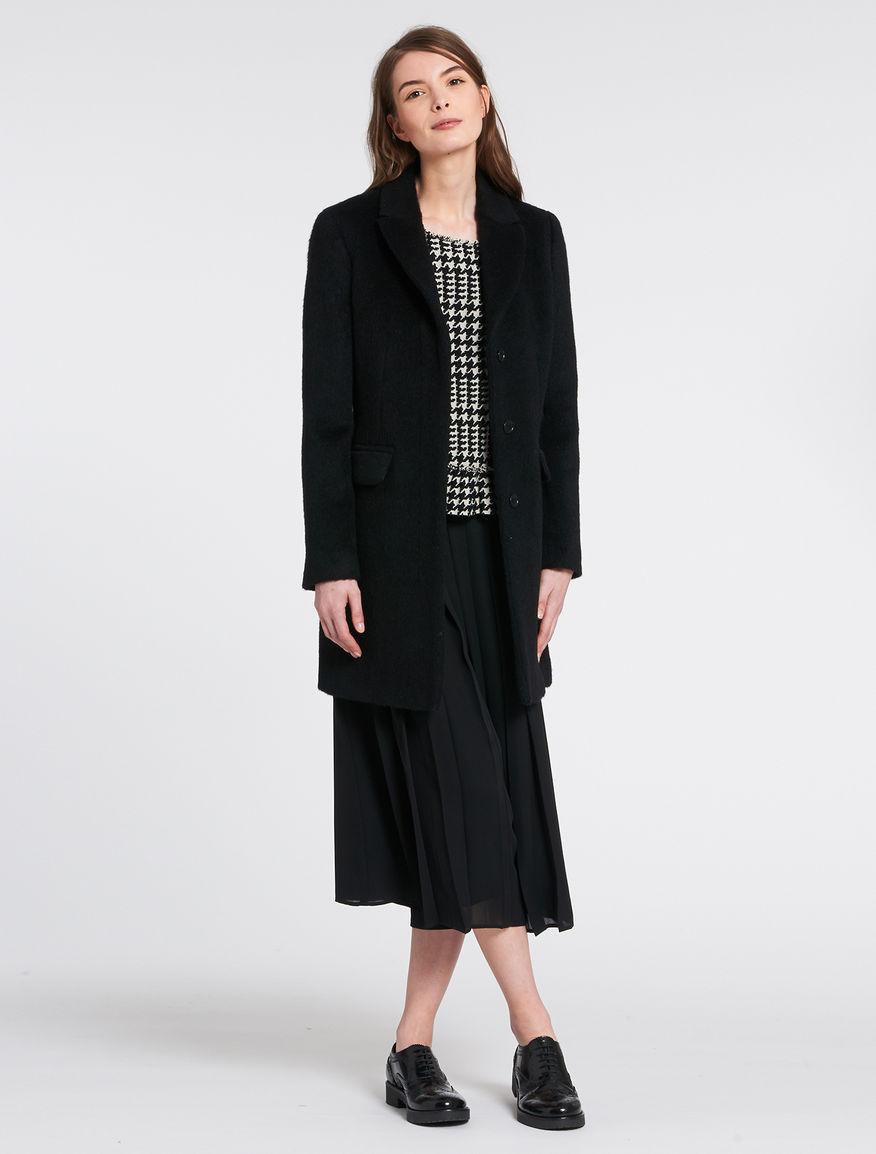 Cappotto Pennyblack lana e mohair inverno 2017 prezzo 279 euro