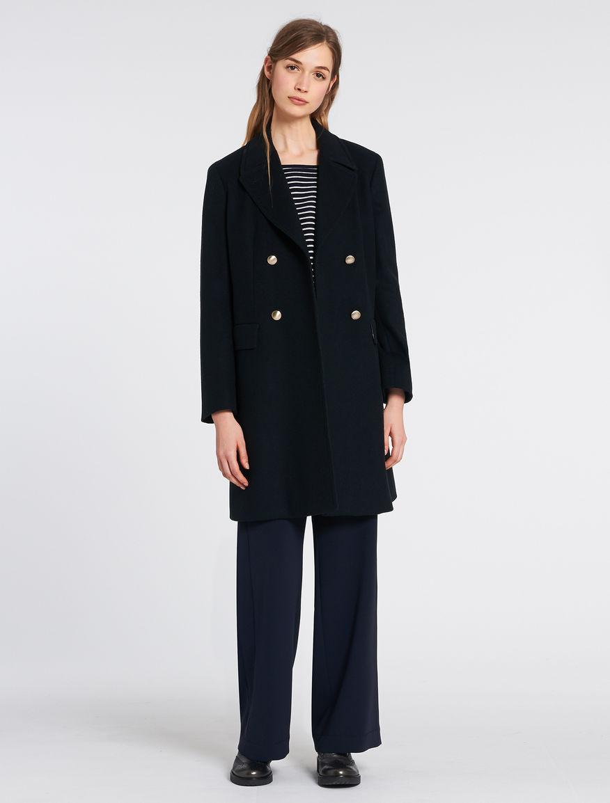 Cappotto lana e cashmere Pennyblack inverno 2016 2017 prezzo 309 euro