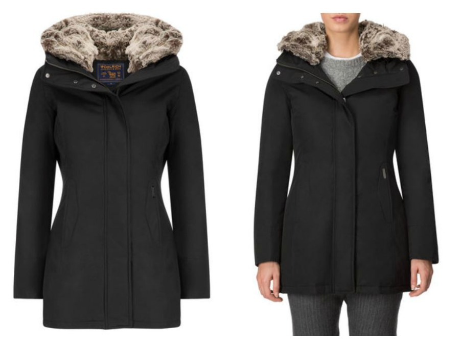 Nuovo Woolrich Corto