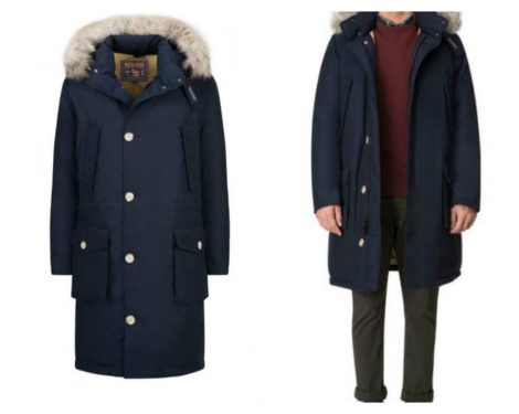 Nuovo Long Arctic Parka Woolrich inverno 2017 prezzo 859 euro Nuovo Long Arctic Parka Woolrich inverno 2017 prezzo 859 euro 470x375 - Woolrich Parka e Piumini Uomo inverno 2017
