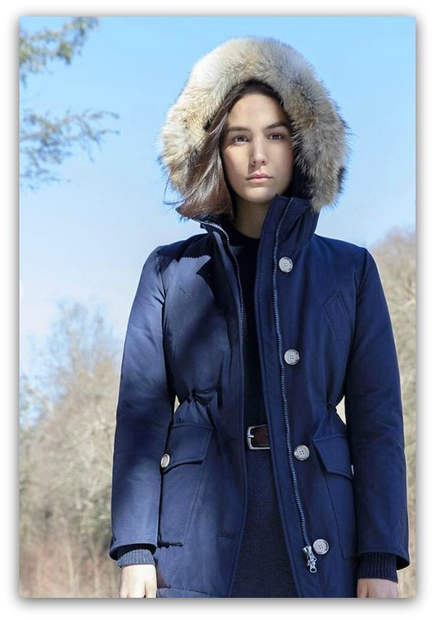 separation shoes 9762a d07c1 Woolrich Parka e Piumini donna inverno 2017 | The house of blog