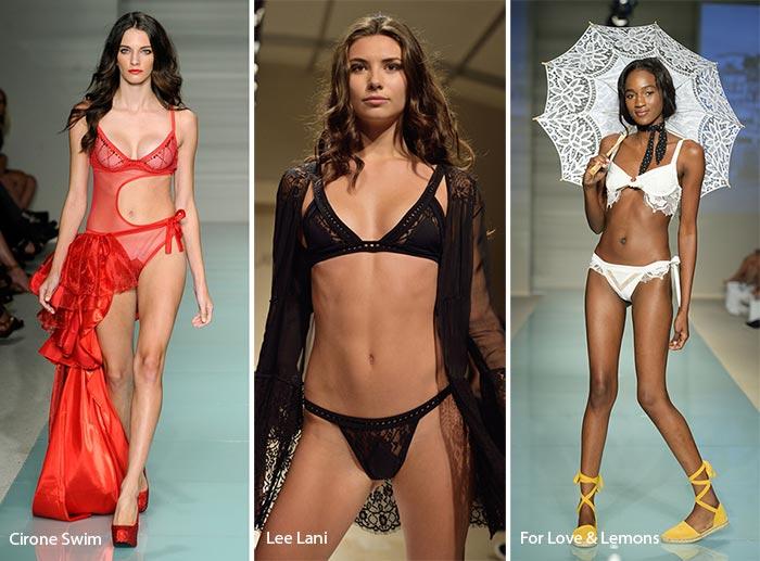Moda costumi da bagno estate 2017 stile lingerie the - Costumi da bagno intimissimi 2017 ...
